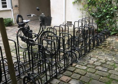 Installation rack à vélo co-propriété Etoile d'Or (2)-min