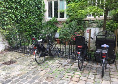 Installation rack à vélo co-propriété Etoile d'Or (3)-min